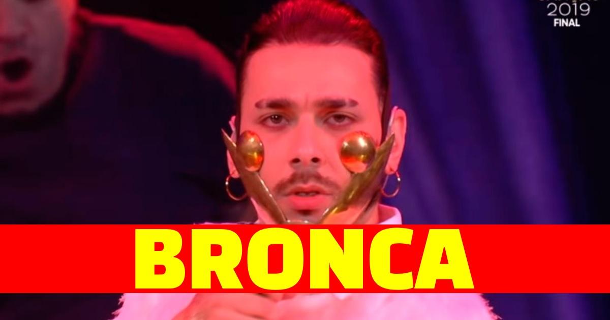 Photo of Eurovisão: Organização está a BOICOTAR Conan Osiris ou é pura incompetência?!