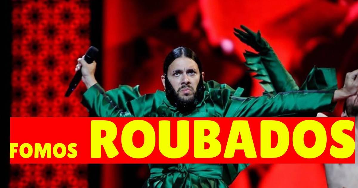 Photo of Eurovision: «Fomos ROUBADOS, ! Há que ter esta noção»