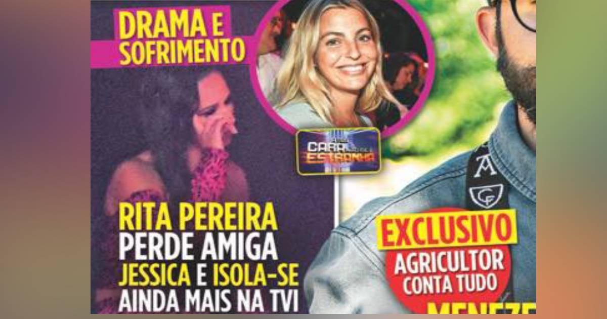 Photo of Rita Pereira perde amiga Jéssica Athayde e está MAIS ISOLADA na TVI