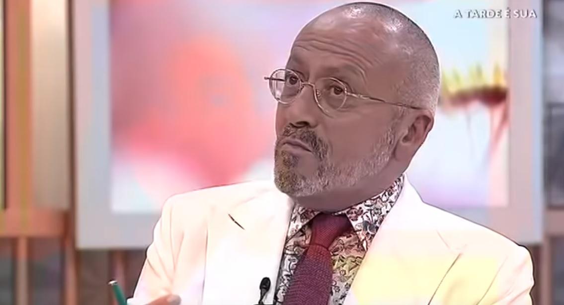 Photo of Goucha RECUSA comentar DERROTA. Jorge Gabriel FALOU