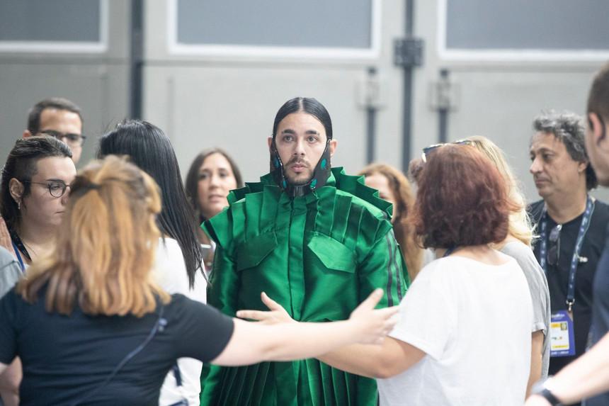 Photo of Conan Osiris em queda livre nas apostas do Festival da Eurovisão