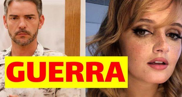 Carolina Deslandes não gostou de um comentário de Cláudio Ramos na TVMais e acabou por responder publicamente nas redes sociais.