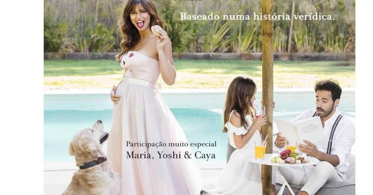 Photo of Cláudia Vieira GRÁVIDA. Dá entrevista ao Alta Definição e fala de TUDO!!!