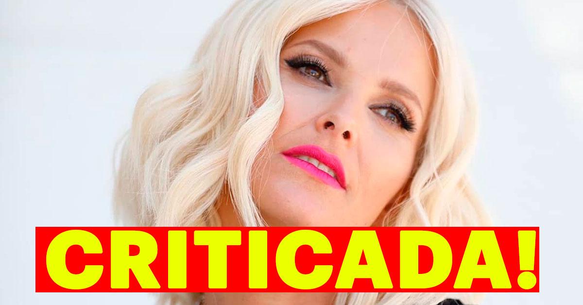 """Photo of SURPRESA: Cristina Ferreira foi criticada em programa da SIC """"não gosto"""""""