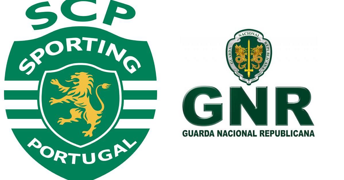 Photo of Jogador do Sporting foi detido e teve de ser arrastado até ao carro da GNR
