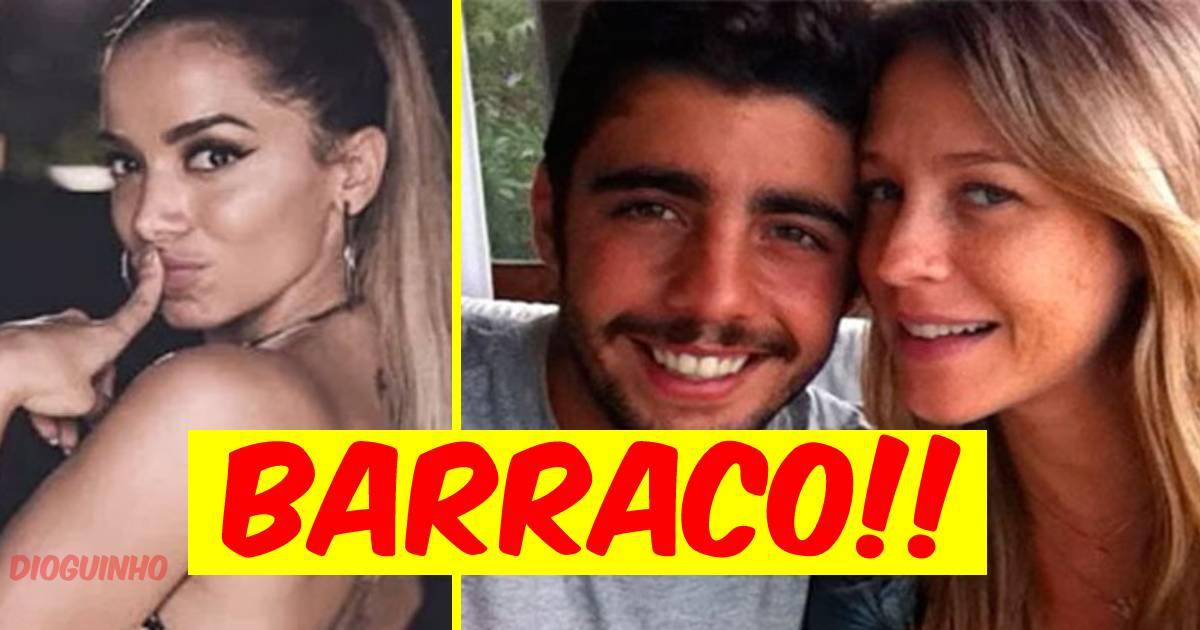Photo of Luana Piovani em bate-boca com Anitta… por causa do ex!