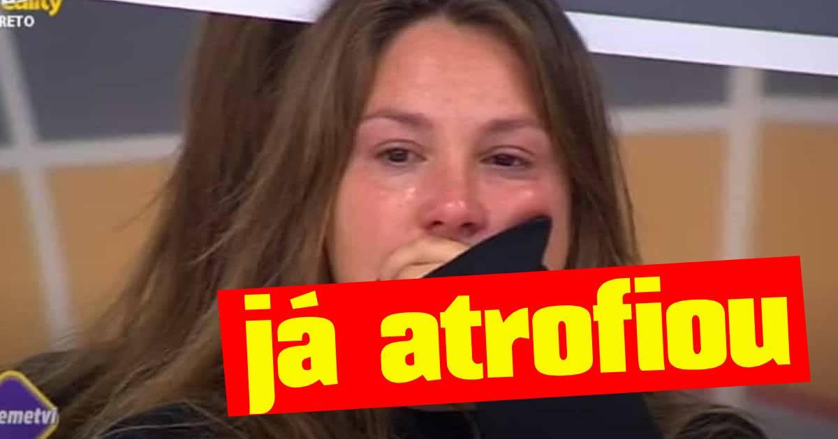 Photo of Joana Madeira continua a chorar e a ser a COITADINHA. Andam fartos dela