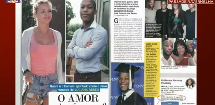 Photo of Luciana Abreu tem novo namorado?
