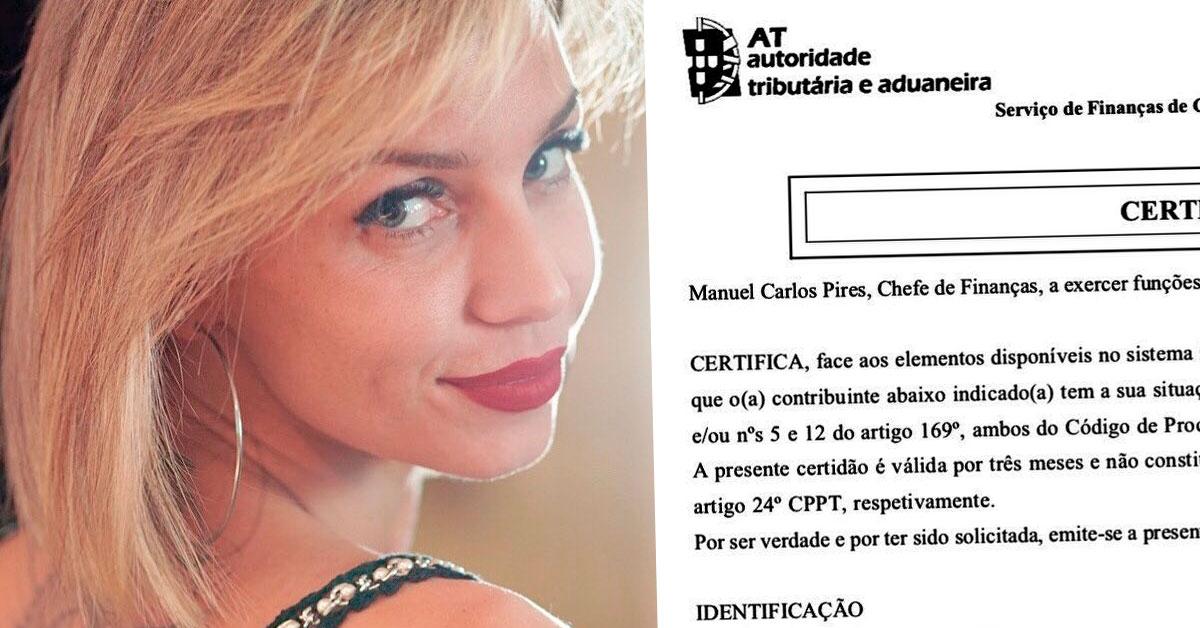 Photo of Luciana Abreu: Falta de provas contra ex-marido pode fazer o processo «morrer»