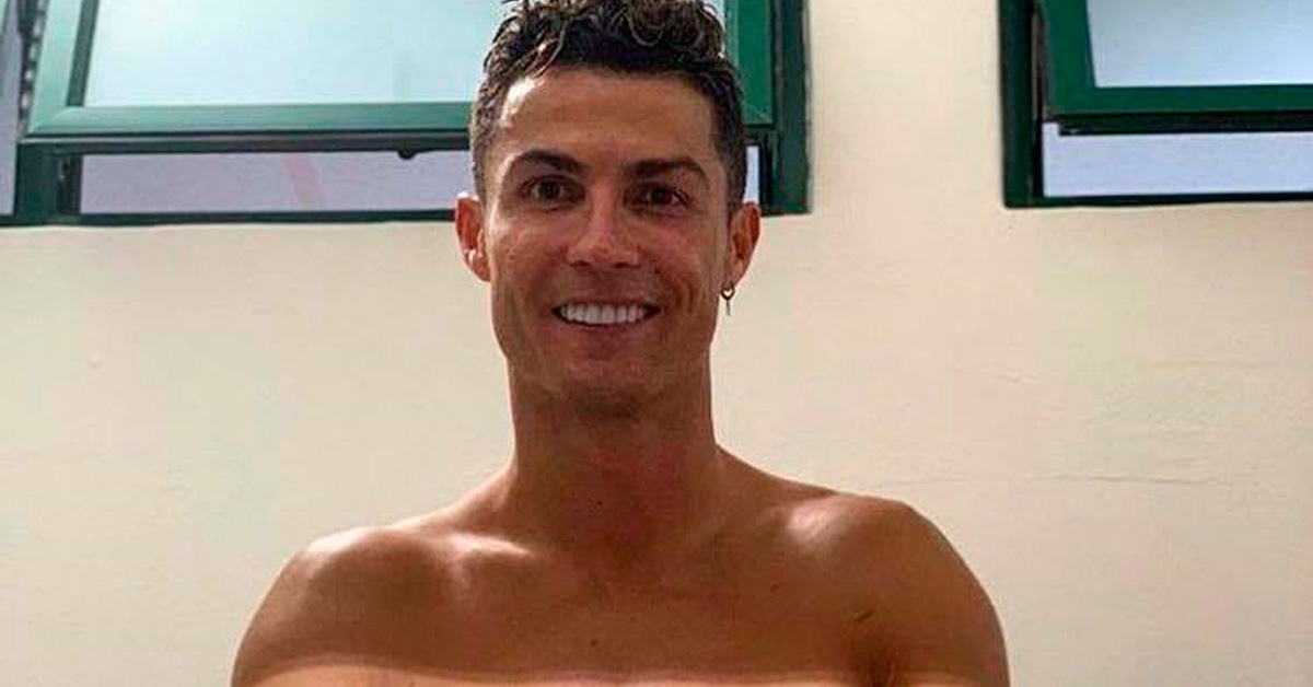 Photo of Cristiano Ronaldo mostra como está a ser DIFÍCIL o seu isolamento