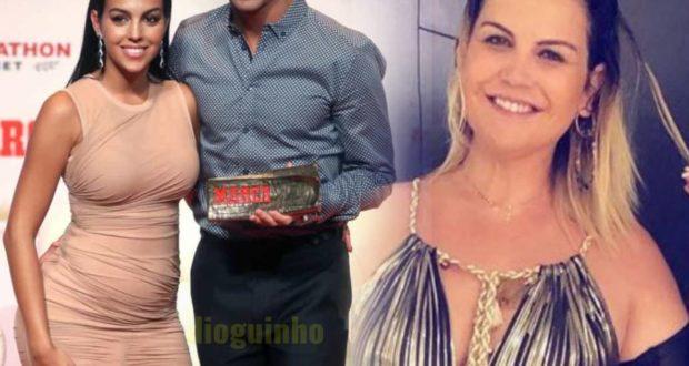 Georgina Rodriguez está grávida