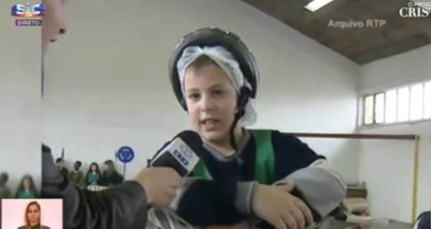 Photo of Cristina Ferreira estreava-se na TV em 2000… novas IMAGENS