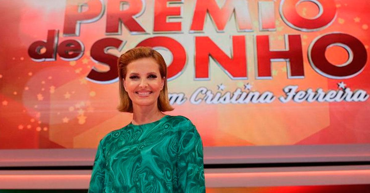 """Photo of """"Prémio de Sonho"""" de Cristina Ferreira está cada vez pior. Já perde para Fernando Mendes"""