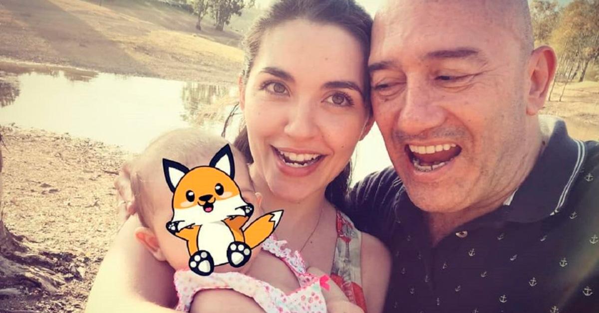Photo of Sara Barradas e José Raposo derretidos com a filha, mostram passeio
