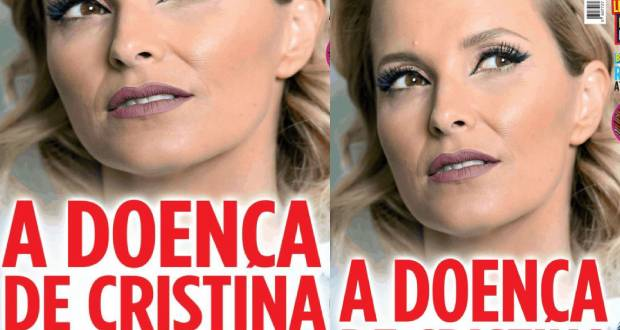 Photo of A doença de Cristina Ferreira