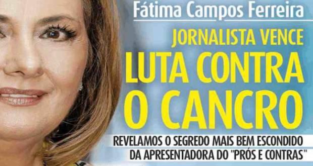 Photo of Fátima Campos Ferreira: jornalista da RTP vence luta contra o CANCRO