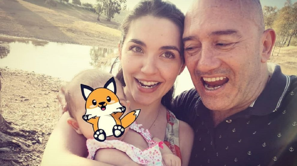 """Photo of """"Quando crescer vai chamar avô ao pai"""". Sara Barradas RESPONDE!!"""