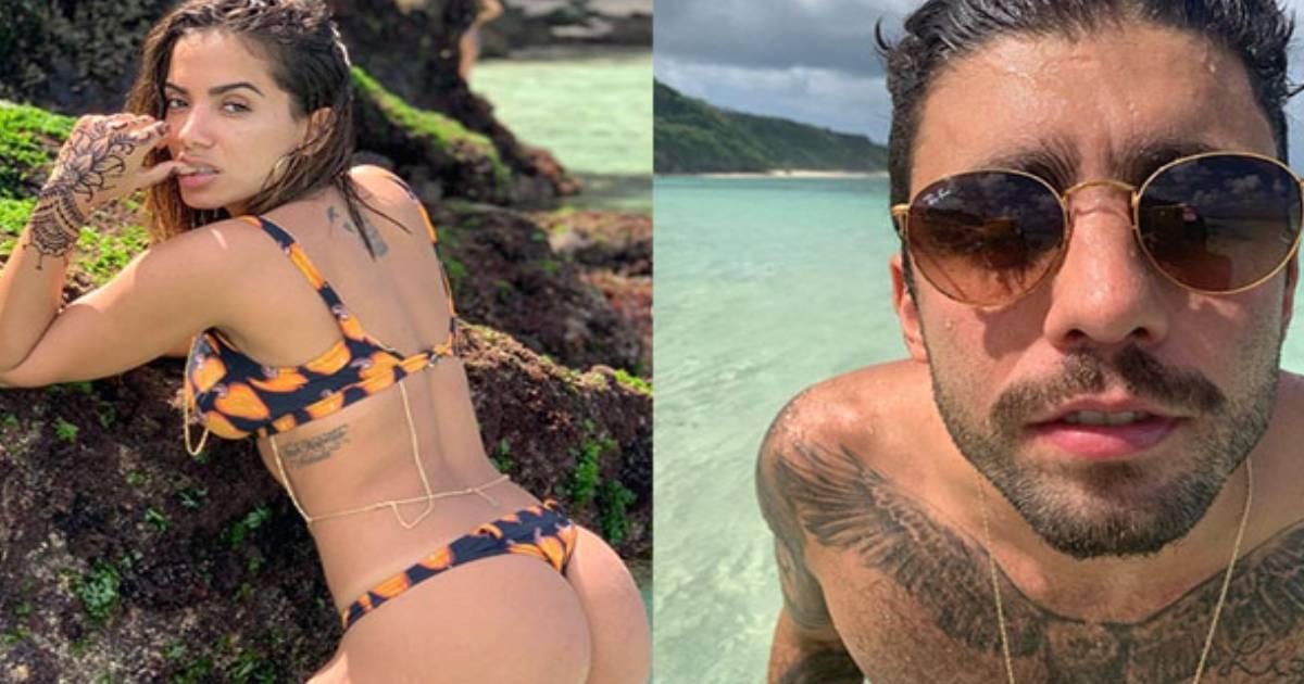 Photo of Ex de Luana Piovani, Pedro Scooby pode ter pedido Anitta em casamento