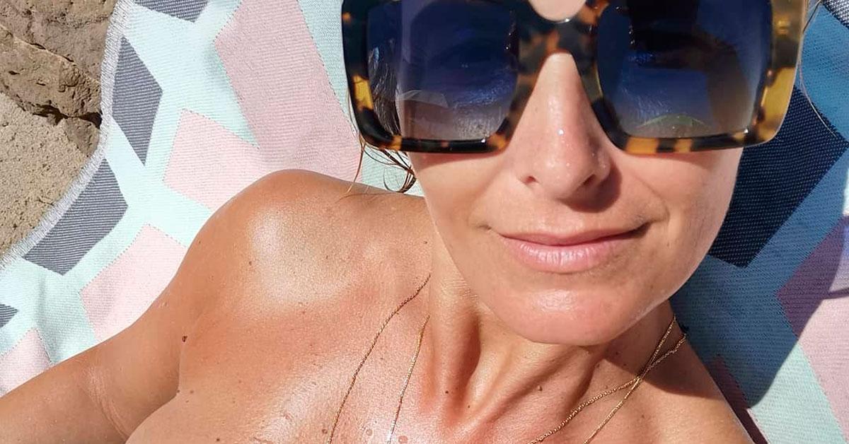 """Photo of Cristina Ferreira despede-se das férias com foto """"sem marcas de bronze"""""""