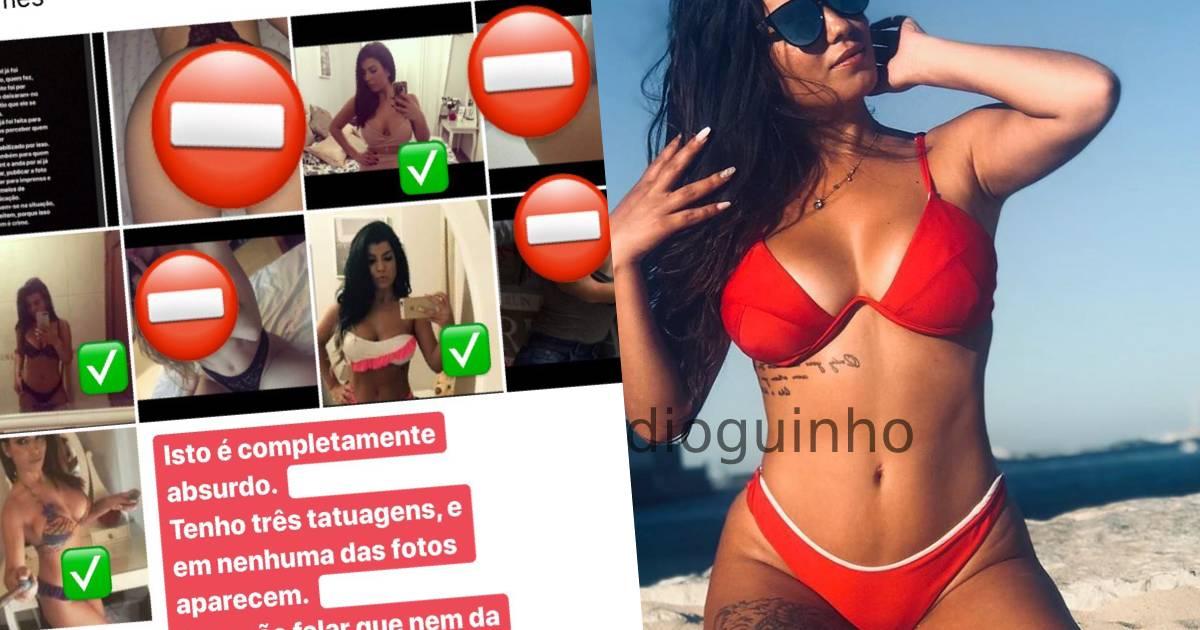 Photo of Sofia Sousa «Andam a circular fotos minhas em certos grupos»