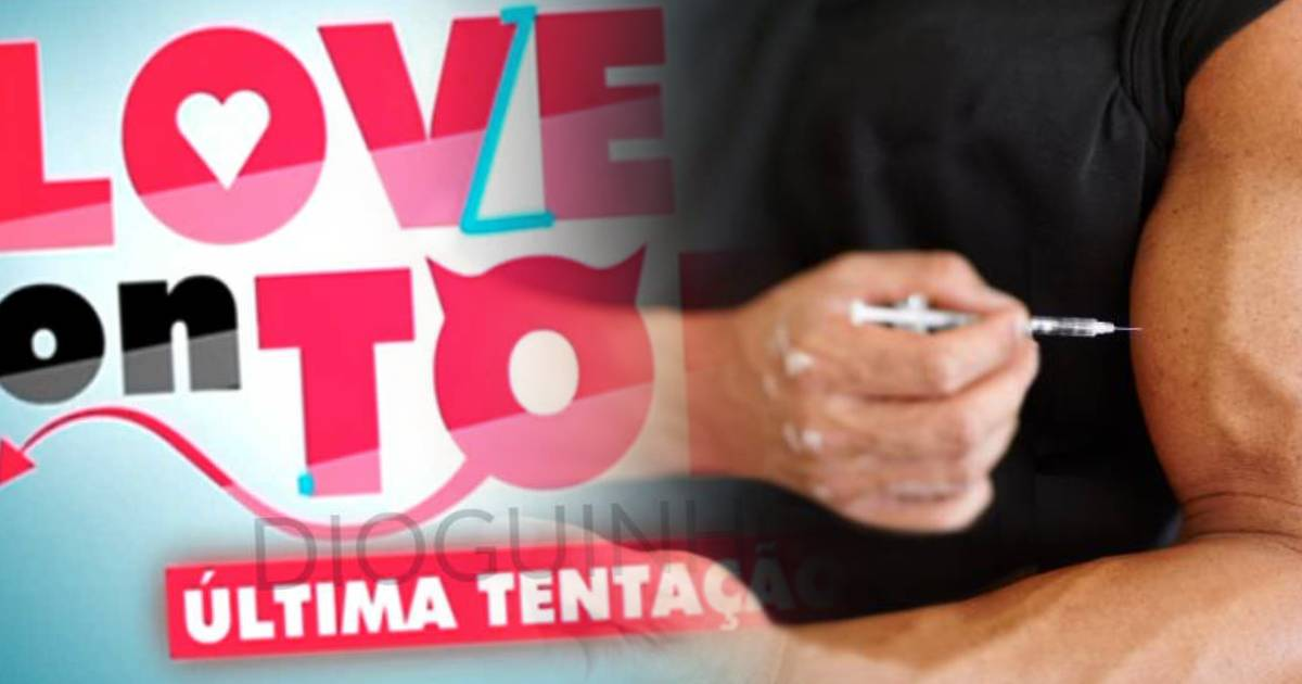 Photo of Jorge Palhares do LOT revelou que entraram anabolizantes para o Love on Top