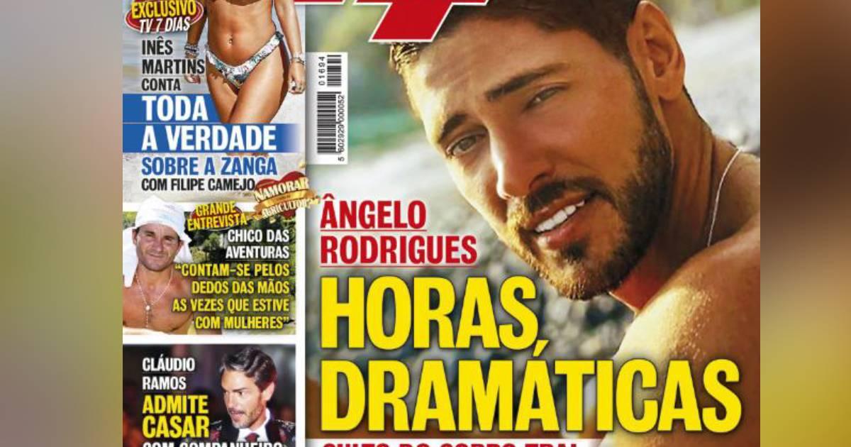 Photo of Ângelo Rodrigues esteve várias vezes no hospital antes do 'colapso'