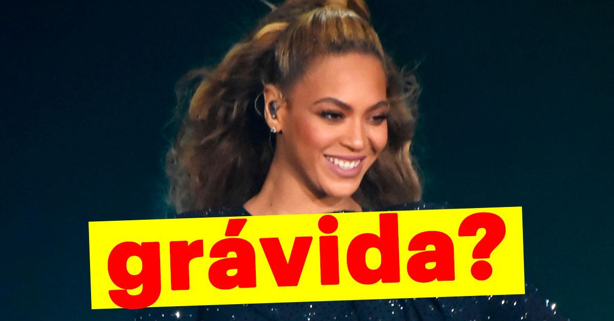 Photo of Cantora Beyoncé está GRÁVIDA?