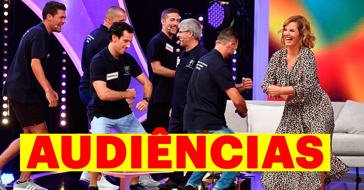 Photo of Prémio de Sonho: Cristina Ferreira recupera após derrota para Fernando Mendes