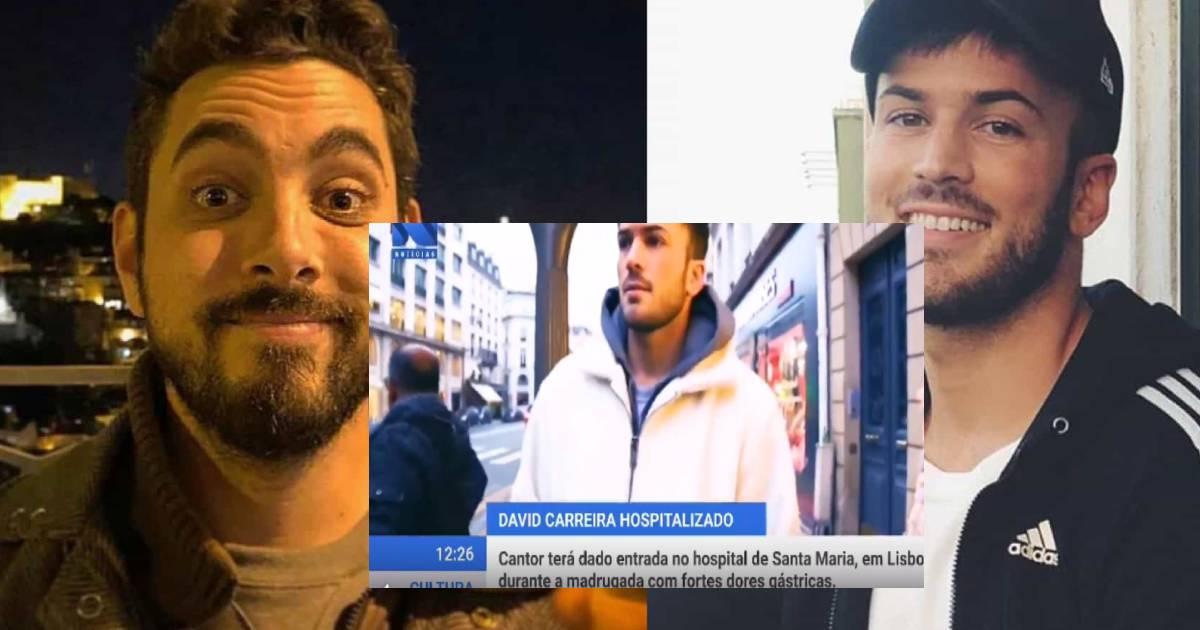 Photo of David Carreira processa o humorista Diogo Batáguas, e ele faz NOVO vídeo a gozar!!!