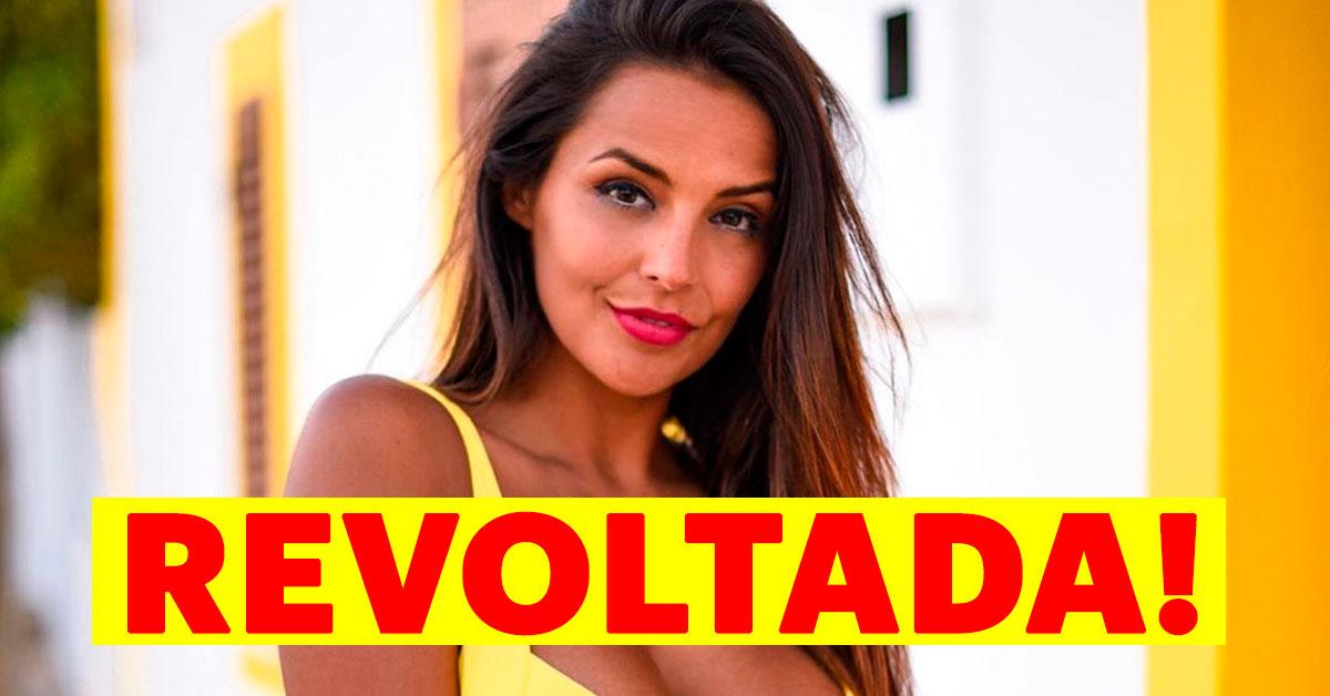 Photo of Elisabete Moutinho volta ARRASAR Isabela e TVI