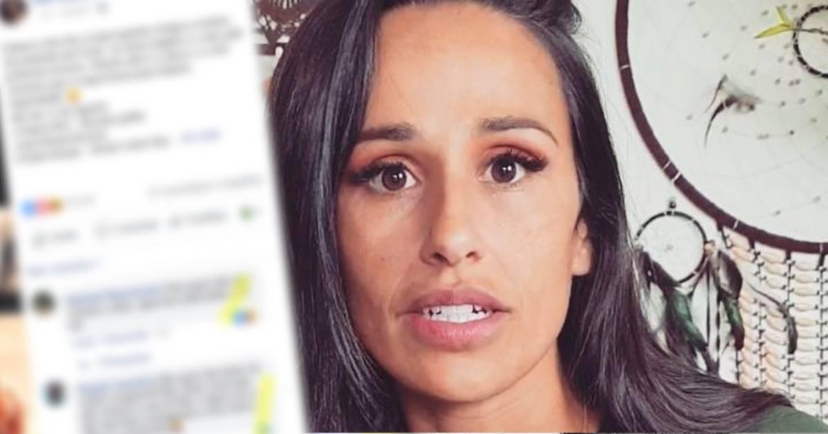 Photo of Rita Pereira acusada de exploração infantil em foto com o filho