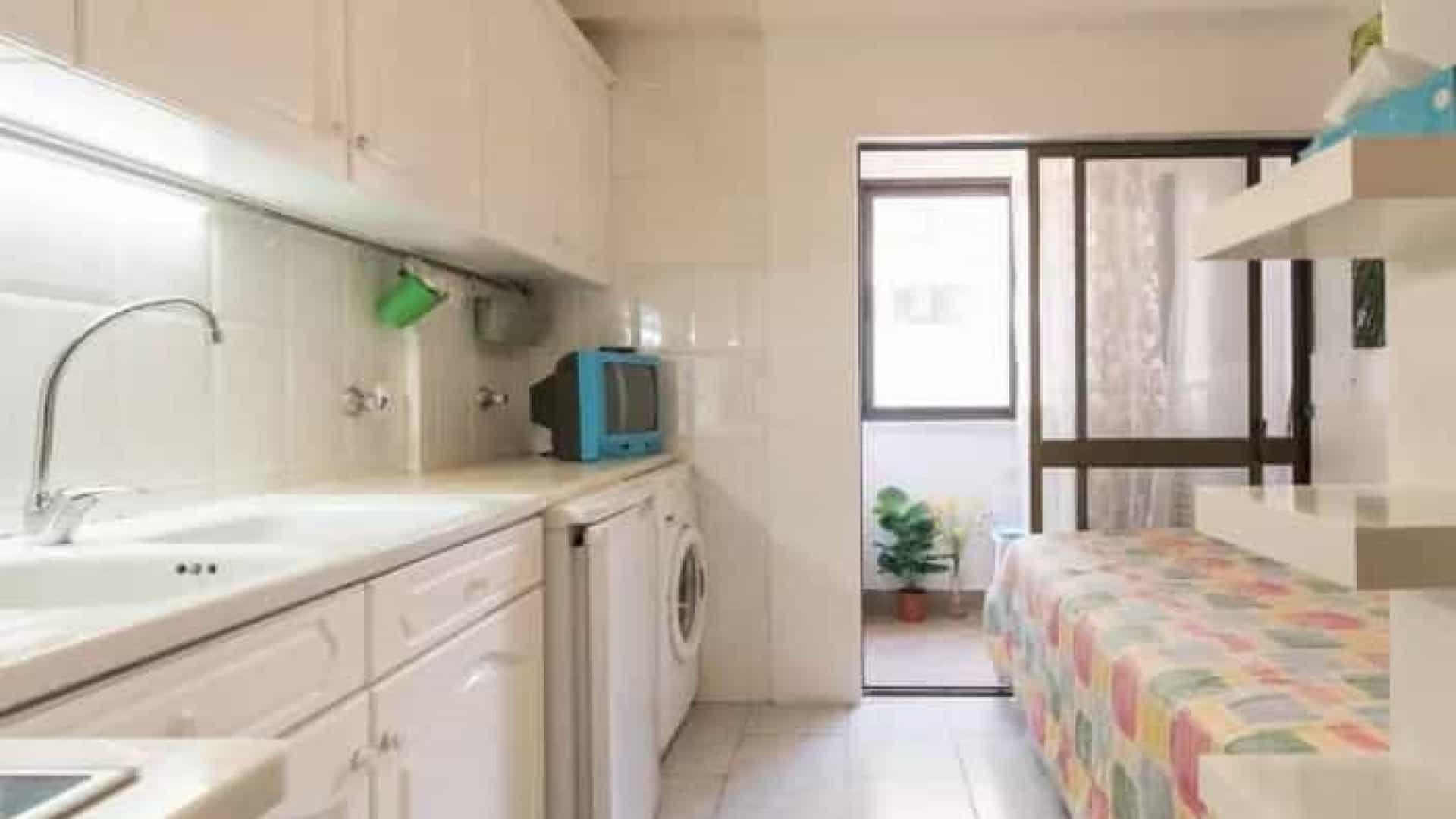 Photo of Podes alugar esta cozinha (com cama) em Benfica por 795 euros por mês