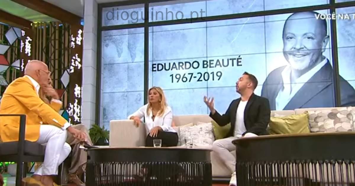 Photo of A relação de Eduardo Beauté com imprensa