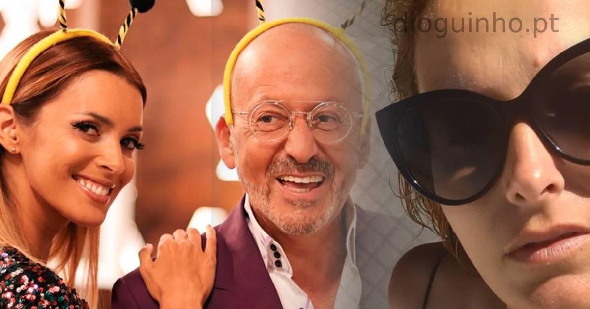 Photo of Goucha admite que «cortava as pernas» à Maria… e assume qual o papel de Cristina Ferreira