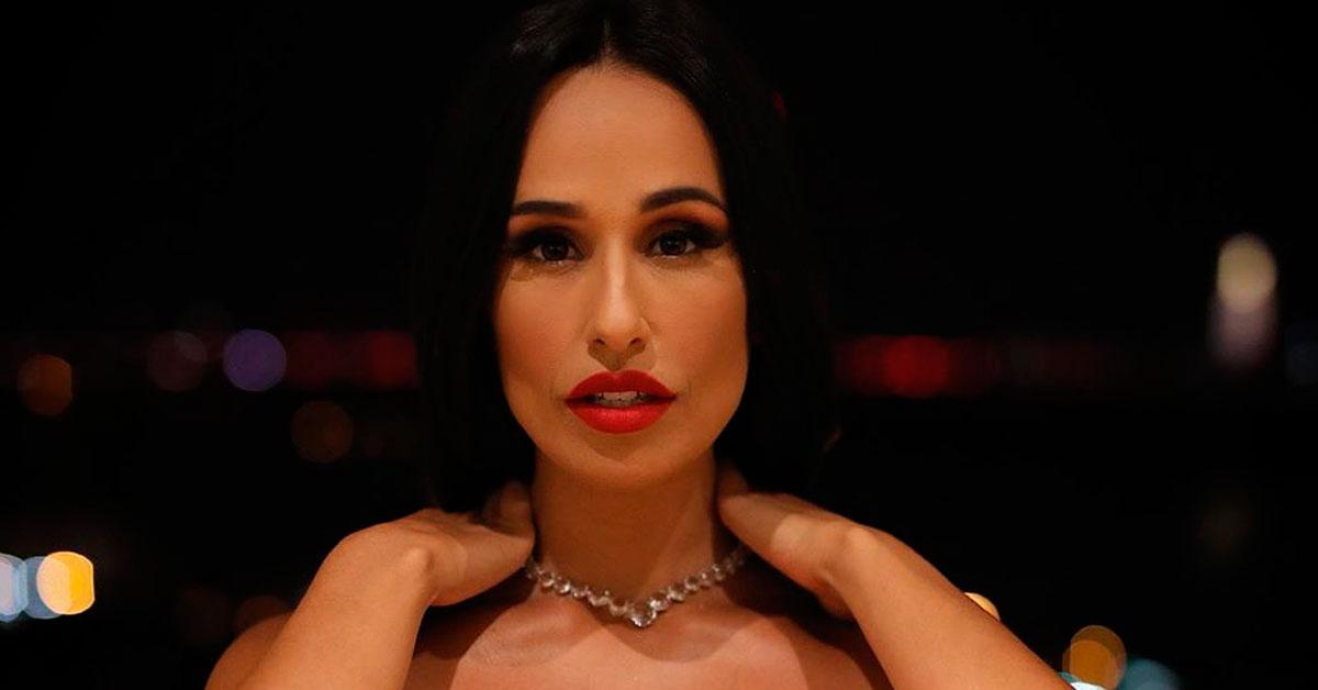 Photo of TVI. Rita Pereira atira-se de um 42.º andar no Dubai