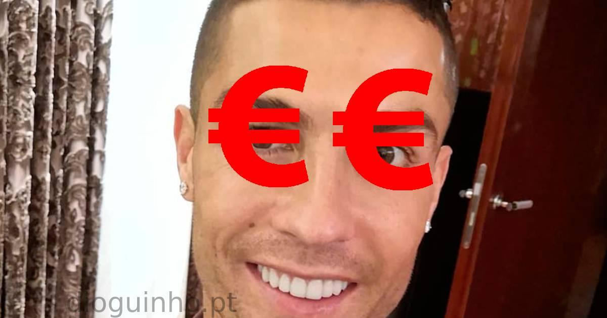 Photo of Quantos milhões recebe Cristiano Ronaldo anualmente da Nike