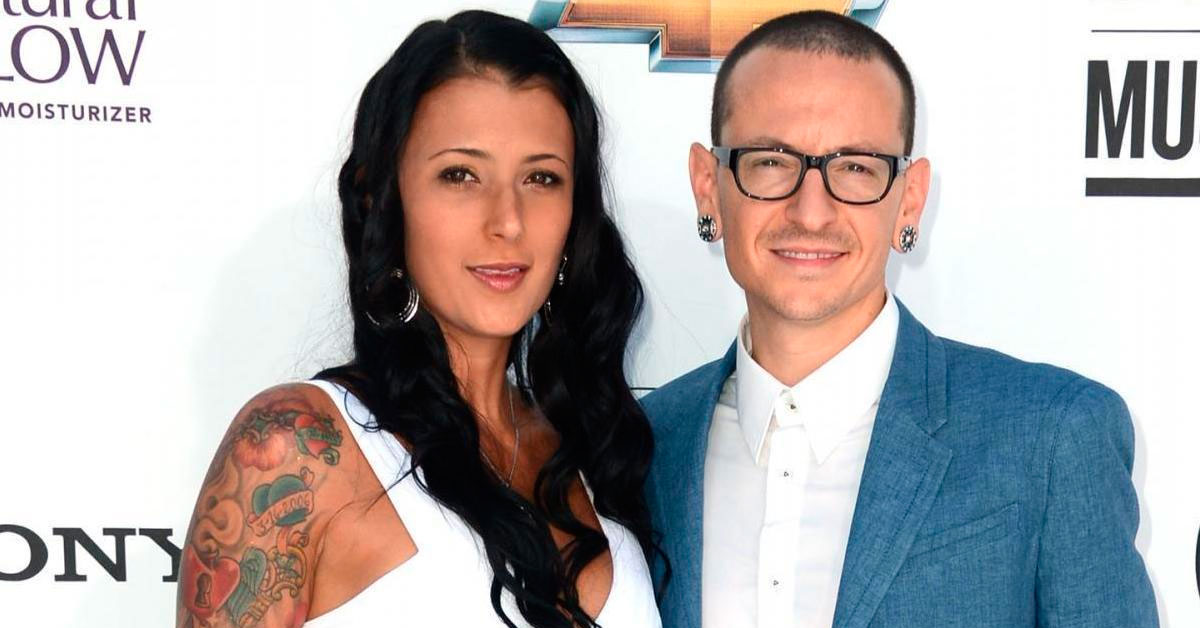 Photo of Viúva do vocalista de Linkin Park, Chester Bennington, está noiva