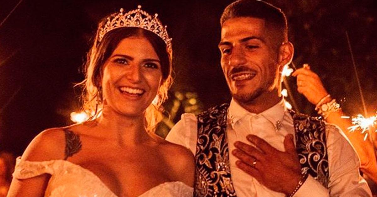 Photo of Cristiana Jesus e Cláudio Alegre adiam lua-de-mel. Descobre os motivos