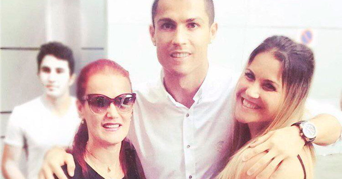 Photo of Irmã de Cristiano Ronaldo no HOSPITAL. Fãs preocupados