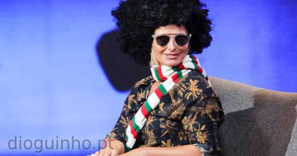 Photo of Cristina Ferreira candidata à presidência da República