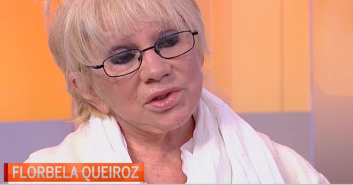 """Photo of Florbela Queiroz: """"não fui convidada para os Globos de Ouro"""""""