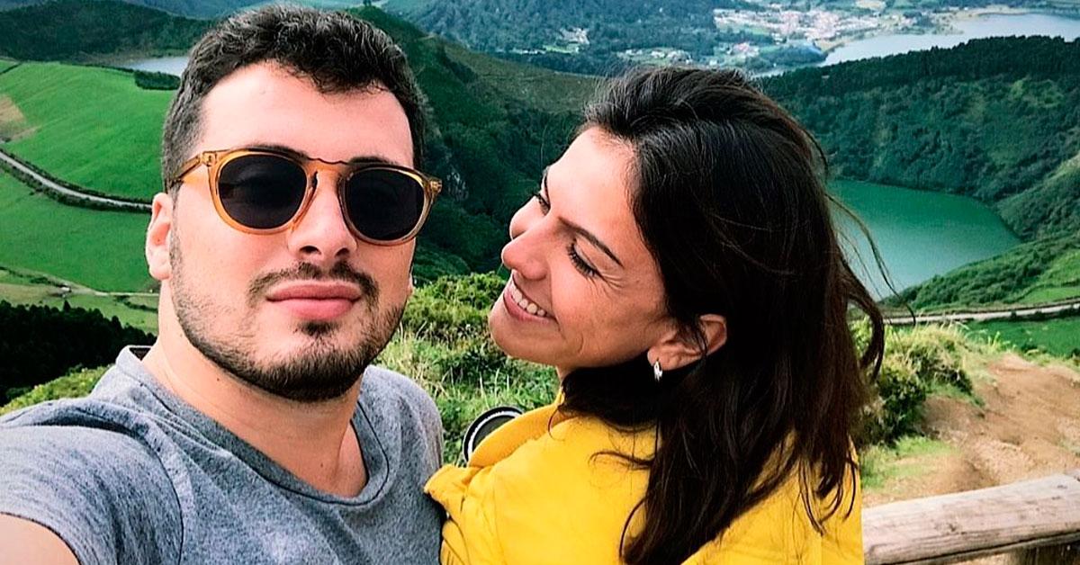 """Photo of Gabriela Santana já não esconde novo namorado """"Sei que te amo"""""""