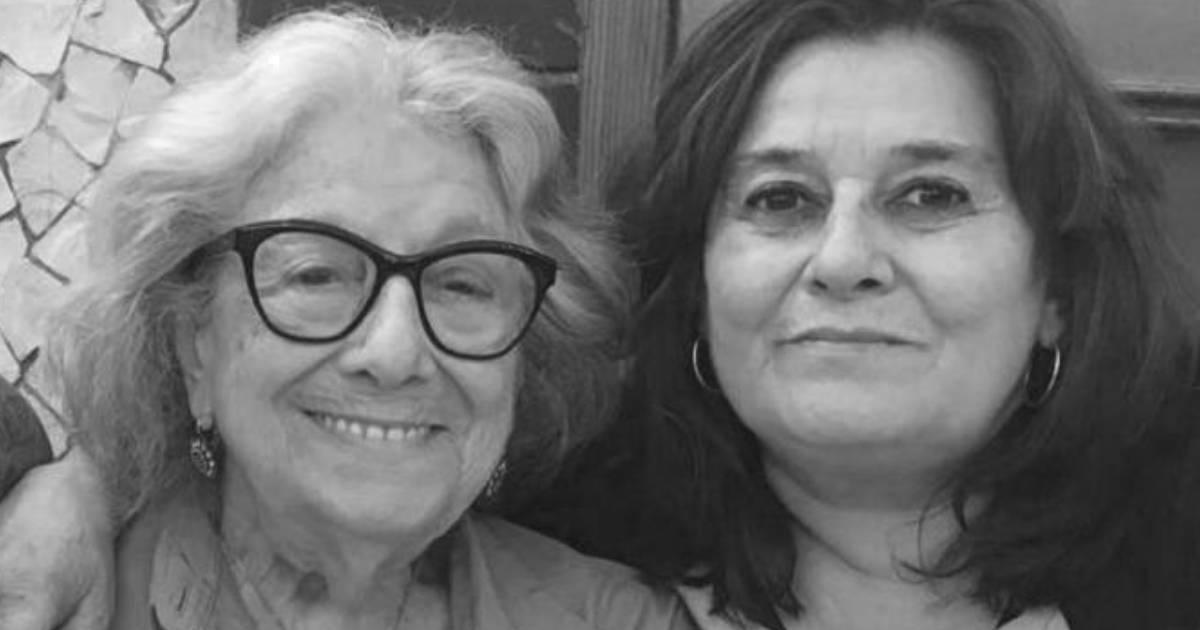 Photo of Eunice Muñoz de LUTO. MORREU a filha