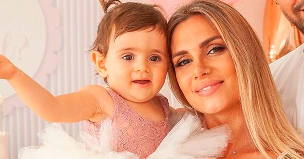 Photo of Filha de Liliana Filipa celebra 1º aniversário e surpreende