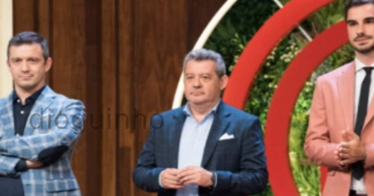 Photo of MasterChef Portugal: chef Rui Paula diz que creme de concorrente é uma MERD*!