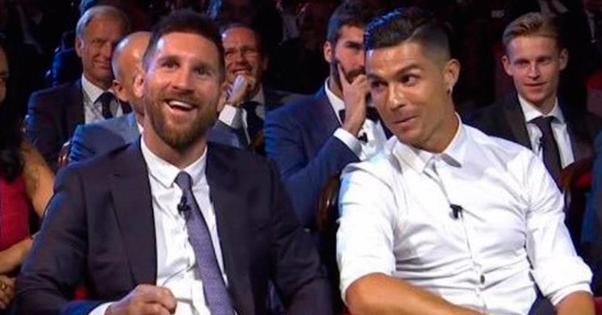 Photo of Messi respondeu ao convite de Cristiano Ronaldo para jantar