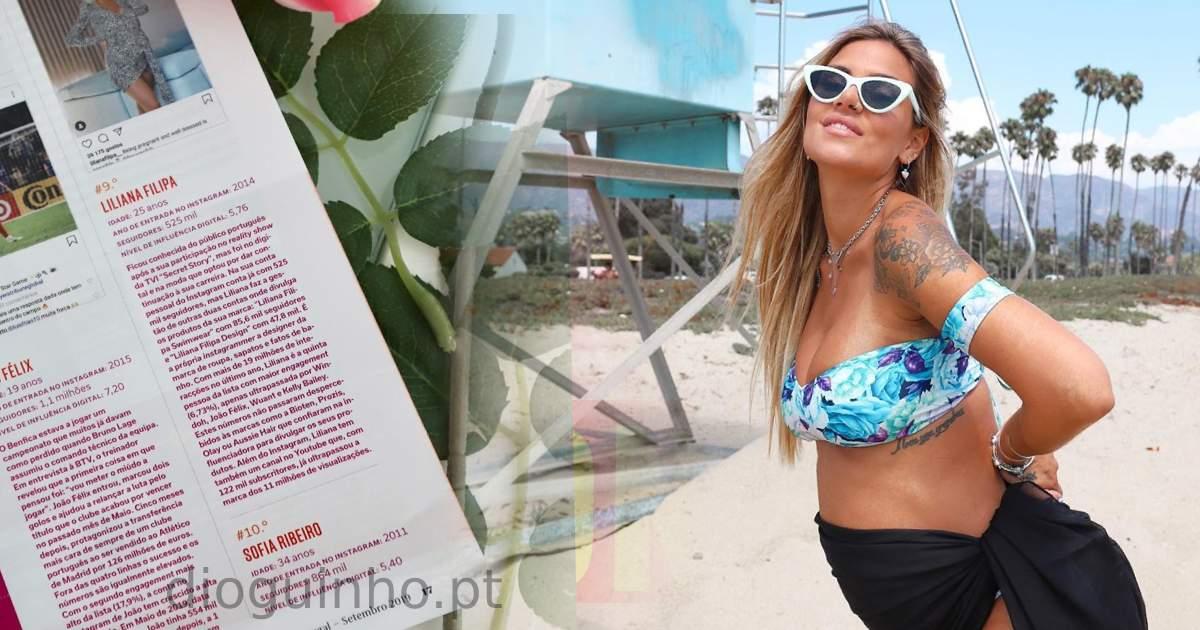Photo of Casa dos Segredos. Liliana Filipa distinguida pela revista Forbes