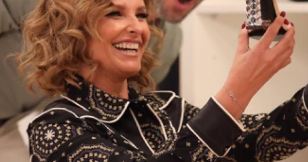 Photo of Globos de Ouro. Cristina Ferreira REVELOU em directo os sapatos que vai usar