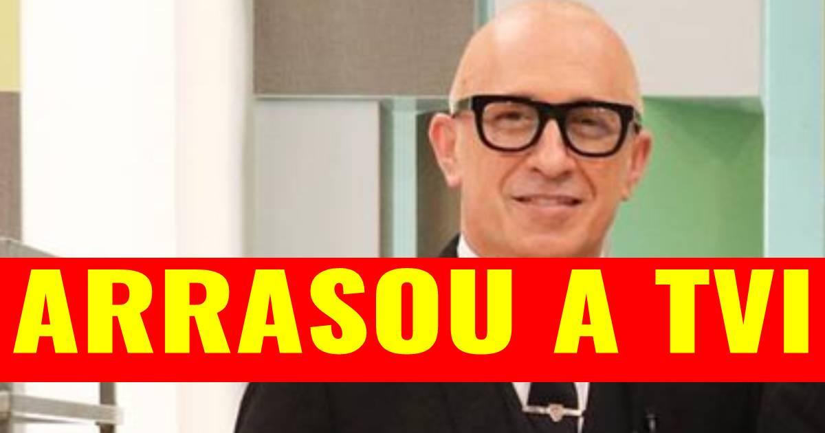 Photo of António Leal e Silva ARRASA POR COMPLETO A TVI e o novo programa «é uma merd*»