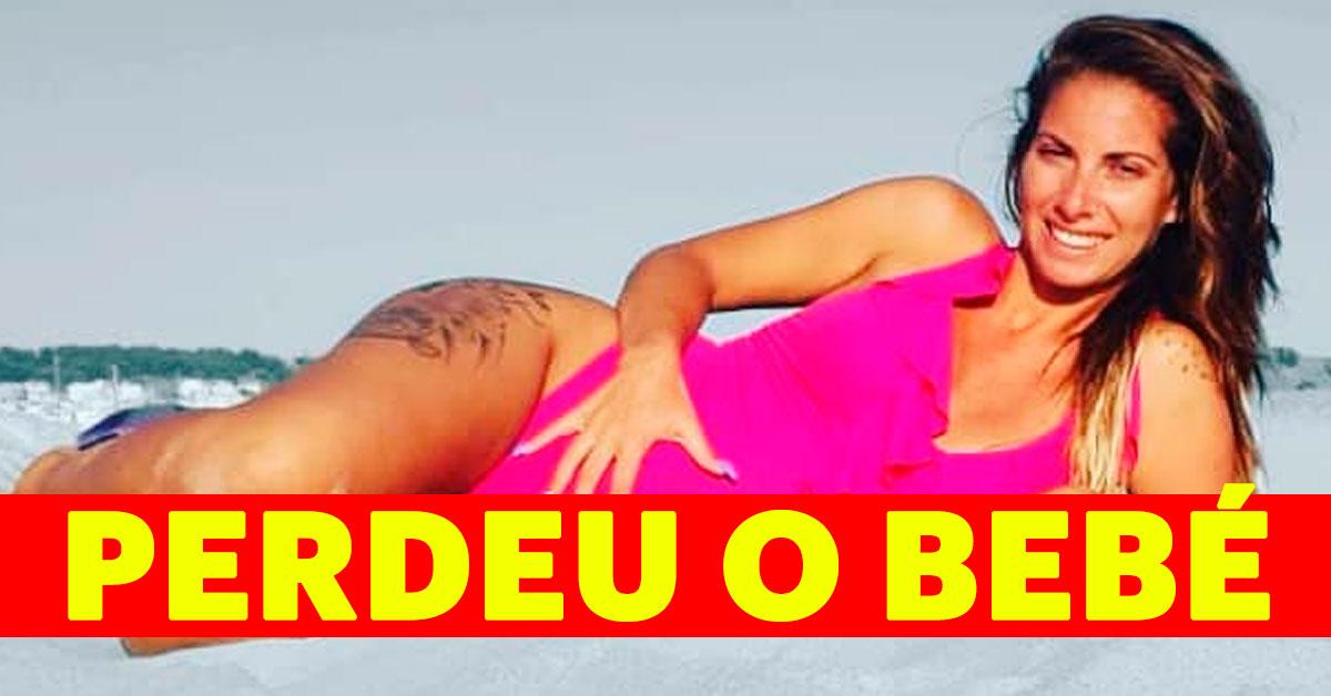 Photo of ABORTO! Rita Rosendo da 'Casa dos Segredos' perdeu o bebé